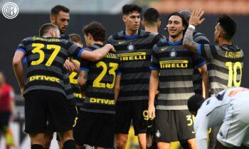Ασταμάτητη η Ίντερ, νίκησε και την Τζένοα με το πειστικό 3-0 το απόγευμα της Κυριακής (28/2) και οδεύει φουλ για κατάκτηση της Serie A!