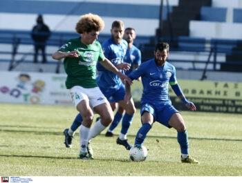 Ολοκληρώθηκε η 10η αγωνιστική της Super League 2. Χωρίς νικητή το ντέρμπι της Νίκαιας ανάμεσα σε Ιωνικό και Λεβαδειακό (1-1), «μάτωσε» και πάλι για να νικήσει η Ξάνθη (2-1), μεγάλο διπλό του Διαγόρα (0-1) στα Τρίκαλα.