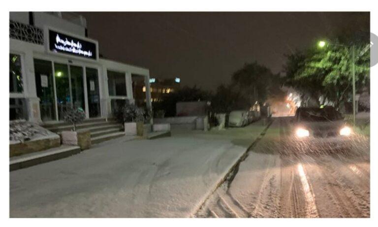 Χιόνια – Μήδεια: Στον πάγο σήμερα και το «Καλαμάκι Ζυμαράκι» (φώτο)