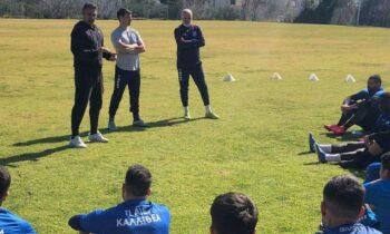 Επιβεβαίωση Sportime - Καλλιθέα: Ο Κούτσης ανέλαβε και επίσημα