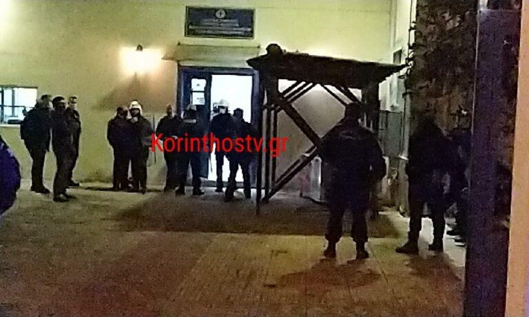 Κόρινθος: Επεισόδια στις φυλακές (vid)