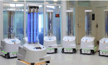 Κορονοϊός: Ρομπότ απολύμανσης έρχονται στην Ελλάδα! (vid)