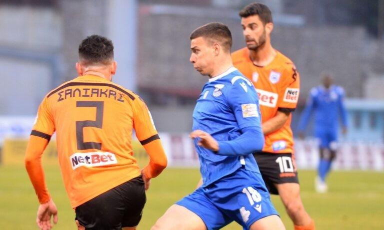 Λαμία-ΠΑΣ Γιάννινα 0-0 (ΤΕΛΙΚΟ)