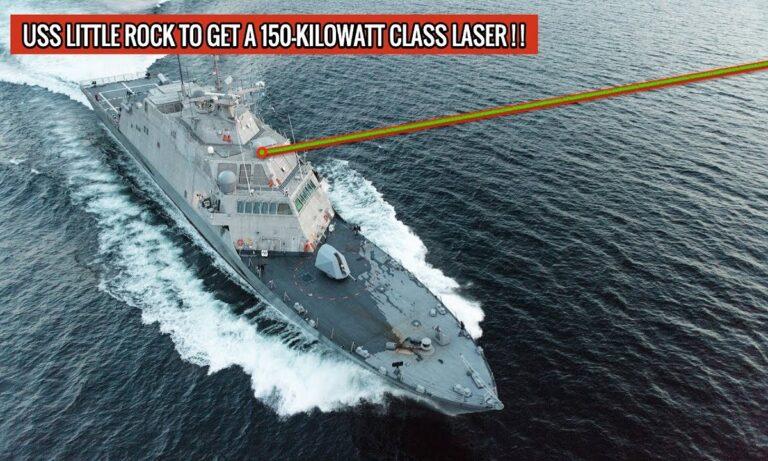Φρεγάτες: Ψάχνουν πως να βάλουν όπλα laser στα ελληνικά πολεμικά πλοία