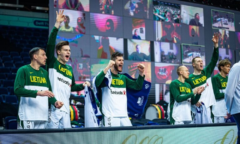 Ευρωμπάσκετ 2022: Το τελευταίο εισιτήριο στη Λιθουανία