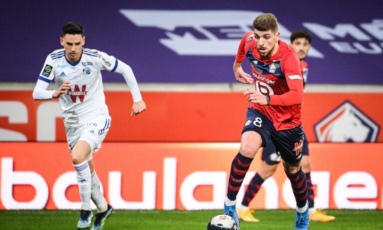 Ligue 1: Στο… τσακ η Λιλ – Μειώθηκε η διαφορά με Παρί