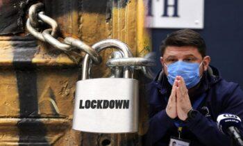 Παράταση lockdown: To «οι επόμενες εβδομάδες θα είναι κρίσιμες» κατάντησε πλέον… ανέκδοτο!. Κουραστήκαμε, βαρεθήκαμε, χάσαμε πλέον την όποια εμπιστοσύνη μπορεί να υπήρχε.