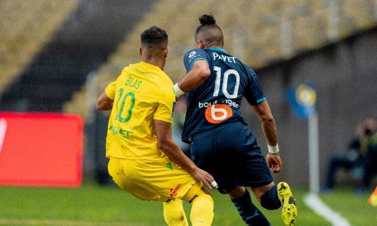 Ναντ – Μαρσέιγ 1-1: Δεν νίκησαν, δεν χάρηκαν (vid)