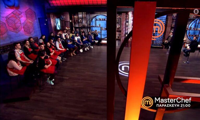 MasterChef 5 spoiler 26/2: Που θα… κάτσει η μπίλια της ομαδικής; Κόκκινο ή μπλε;