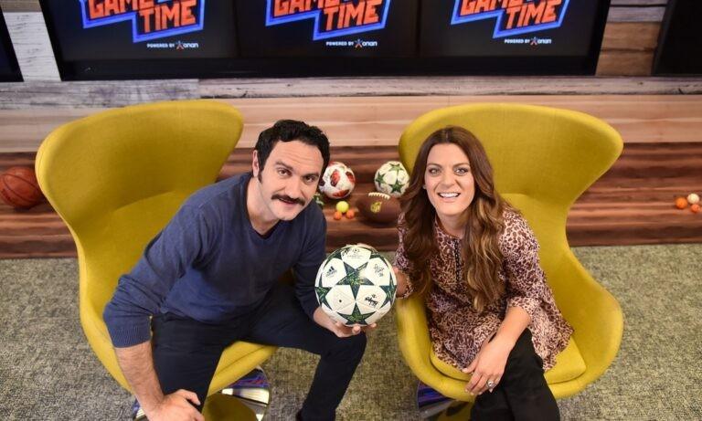 Ο δημοφιλής ηθοποιός, Μελέτης Ηλίας αναλύει τα μεγάλα ματς σε SuperLeague,PremierLeagueκαιSerieA στο ΟΠΑΠ Game Time