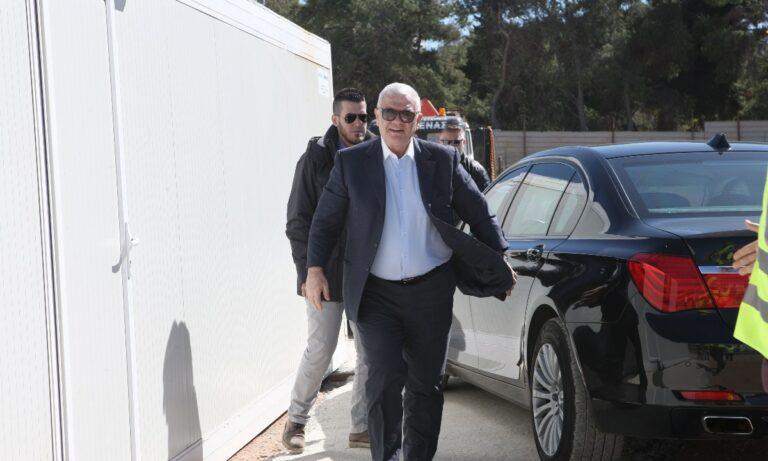 Μελισσανίδης: Ξανά στην OPAP Arena