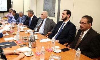 Ο Μελισσανίδης μιλά και με άλλο στέλεχος για την ΑΕΚ -Τα δεδομένα