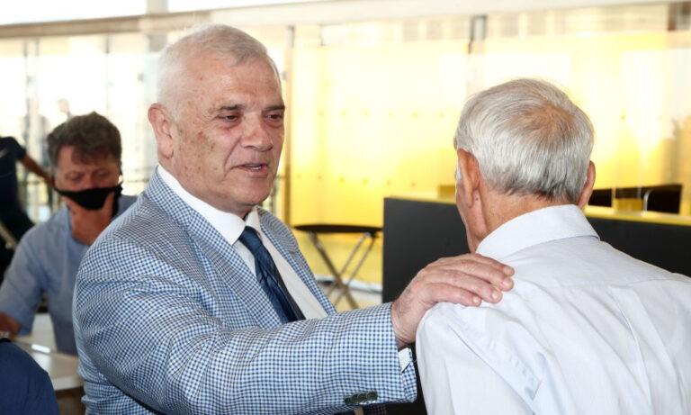 Ο Μελισσανίδης φέρνει… μεταγραφή από Aegean στην ΑΕΚ -Η διαδοχή Λυσάνδρου