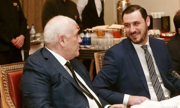 ΑΕΚ: Οταν ο Μελισσανίδης «γκάζωσε» τον Λυσάνδρου!