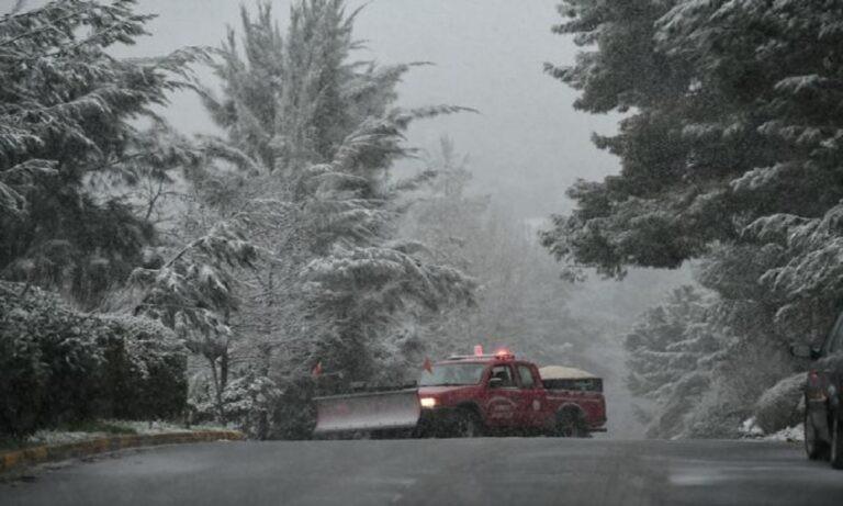 Μήδεια: Εντοπίστηκε ο ανήλικος που είχε χαθεί στους πρόποδες του Υμηττού κατά την διάρκεια της ισχυρής χιονόπτωσης.