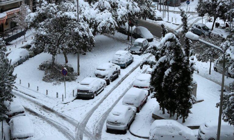 Μήδεια: Που θα ρίξει μισό μέτρο χιόνι το βράδυ στην Αττική