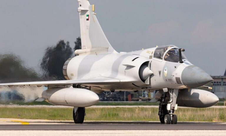 Mirage 2000-9: Γίνεται πραγματικότητα ο τρόμος της Τουρκίας – Τα φέρνουμε από ΗΑΕ;