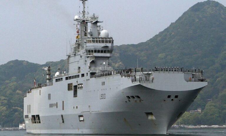 Φρεγάτες: Μία λύση για την απόκτηση πλοίου διοίκησης στον Στόλο, όπως το τουρκικό TCG Anadolu, είναι το γαλλικό τύπου Wasp πλοίο που προσφέρει το Παρίσι.