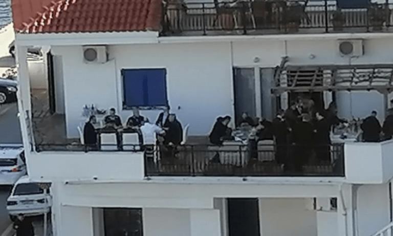 Ικαρία – Ο Στεφανάδης πήρε θέση για το… τραπέζωμα στον Μητσοτάκη: «Τηρήθηκαν όλα τα μέτρα»