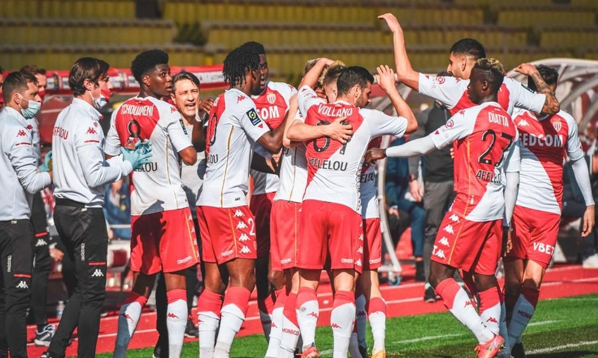Ligue 1: Ανέβηκε 3η η Μονακό – Η βαθμολογία