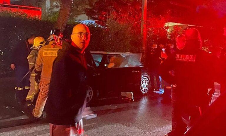 Κωνσταντίνος Μπογδάνος: Διπλή εμπρηστική επίθεση κατά του βουλευτή της ΝΔ