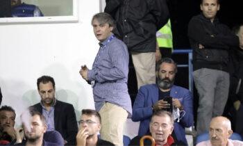 ΑΕΚ: Ο Διαμαντόπουλος στα γραφεία της ΠΑΕ για το... αύριο