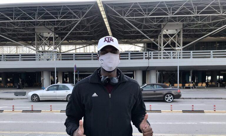 ΠΑΟΚ: Από το αεροδρόμιο στο γήπεδο ο Κάρτερ