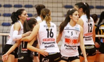Volley League Γυναικών: ΠΑΟΚ-ΑΕΚ 3-0 - Αποτελέσματα & βαθμολογίες