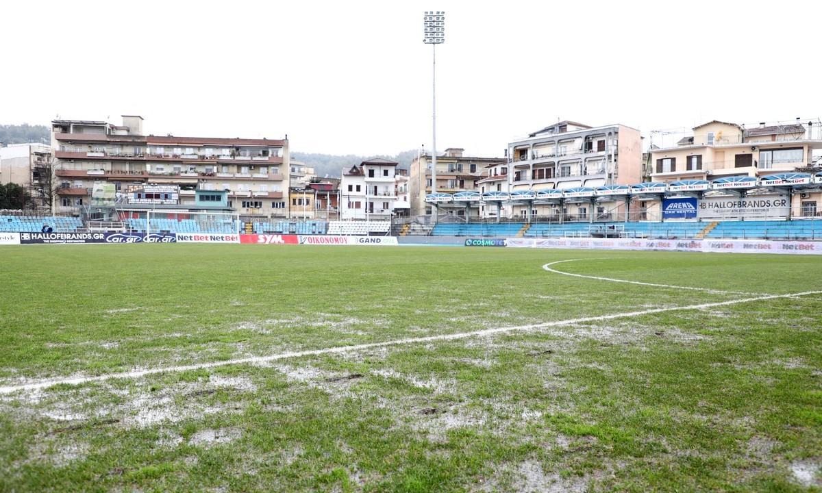 ΠΑΣ Γιάννινα – Παναθηναϊκός: Δεν διεξήχθη το ματς των «Ζωσιμάδων» – Θα οριστεί νέα ημερομηνία