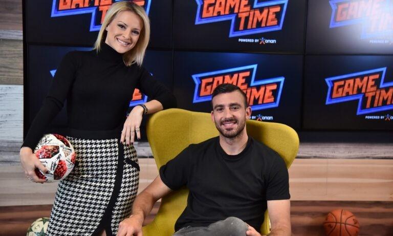 Στράτος Σβάρνας στο ΟΠΑΠ Game Time: «Με καθαρό μυαλό και σίγουροι για τη νίκη στο ντέρμπι»