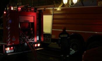 Κακοκαιρία Μήδεια: Η Πυροσβεστική δέχθηκε 3.204 κλήσεις σε διάστημα τεσσάρων ημερών εξαιτίας της κακοκαιρίας που έπληξε τη χώρα.