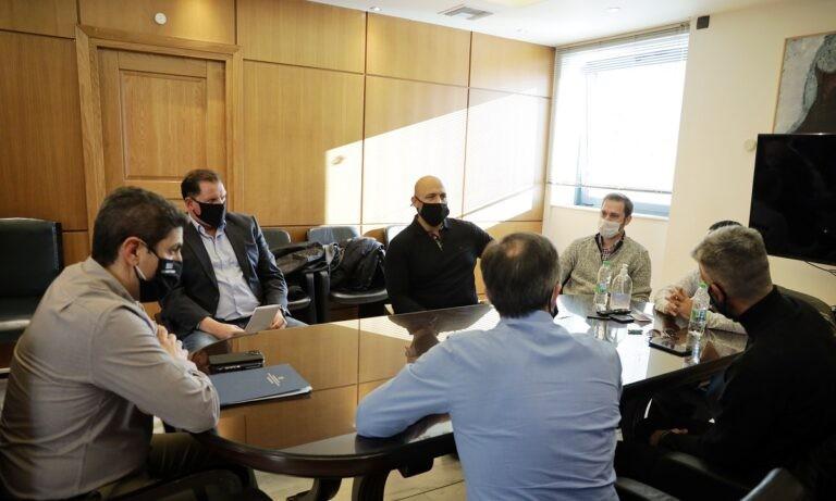 ΠΣΑΚ: Ολοκληρώθηκε η συνάντηση με τον Αυγενάκη