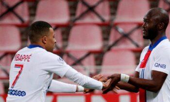 Εύκολο απόγευμα Σαββάτου είχε η Παρί Σεν Ζερμέν, καθώς επιβλήθηκε 4-0 εκτός έδρας της Ντιζόν για την 27η αγωνιστική της Ligue 1.