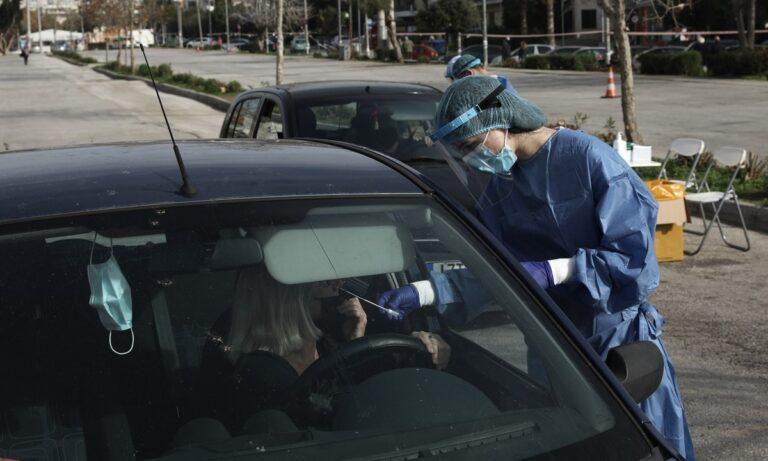 Κορονοϊός- Ελλάδα: 880 νέα κρούσματα, 24 νέοι θάνατοι, 346 διασωληνωμένοι