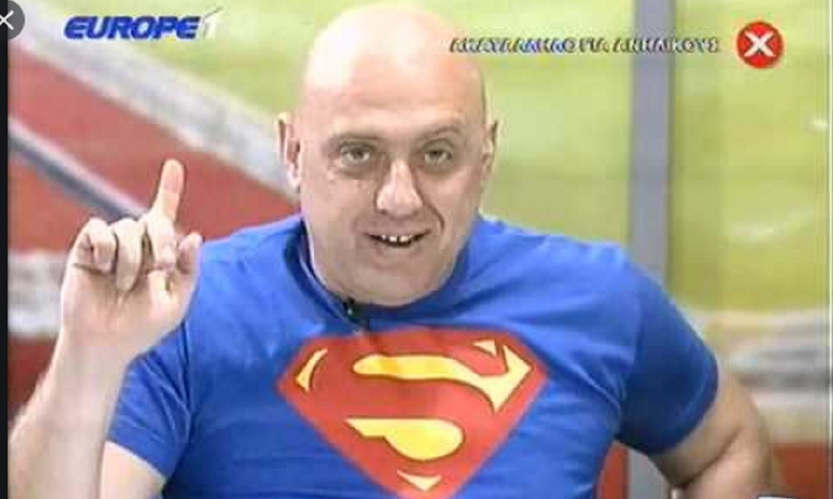 Επικός Ραπτόπουλος: «Βλέπει» πρόκριση του Ολυμπιακού επί της PSV με ήττα… 3-1! (vid)