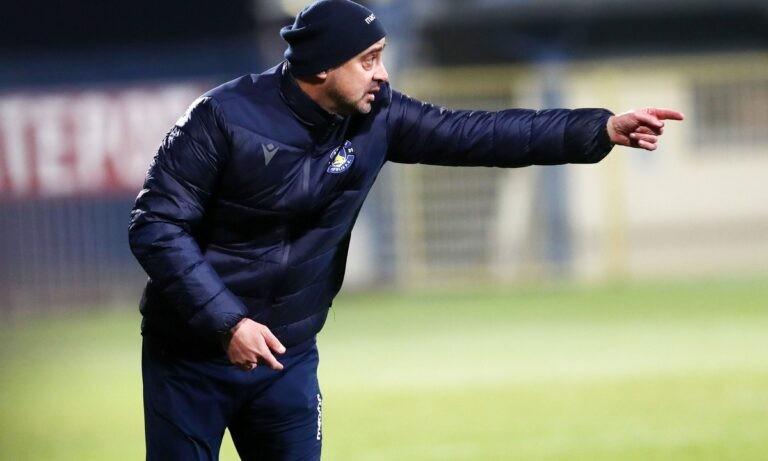 Ράσταβατς: «Παίξαμε στο επίπεδο του ΠΑΟΚ και τον κερδίσαμε»