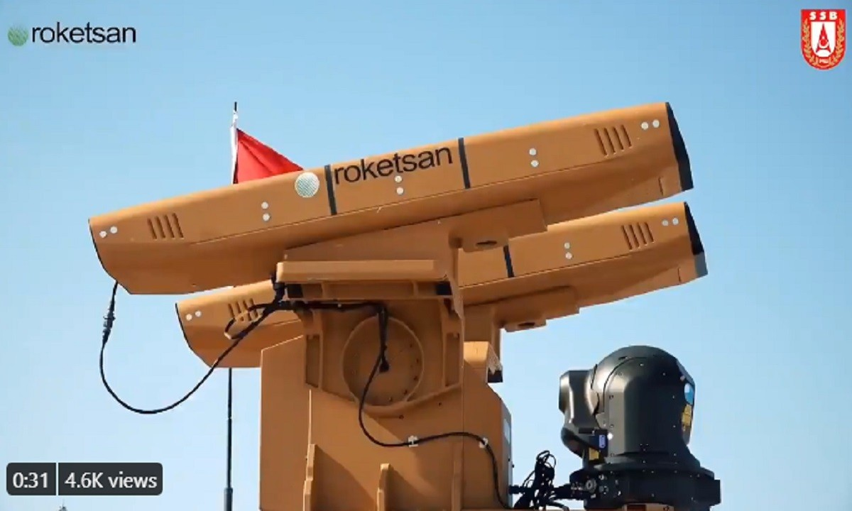 Τούρκοι: Έφτιαξαν πύραυλο stinger για τα ελληνικα drone; – Eτοιμάζονται