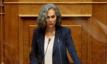 ΝΤΡΟΠΗ! Η Σοφία Σακοράφα προπηλακίστηκε από τα ΜΑΤ - Καταγγελία ΣΟΚ!