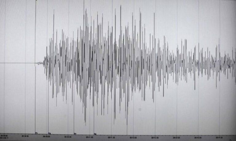 Σεισμός στα ανοιχτά της Μυτιλήνης