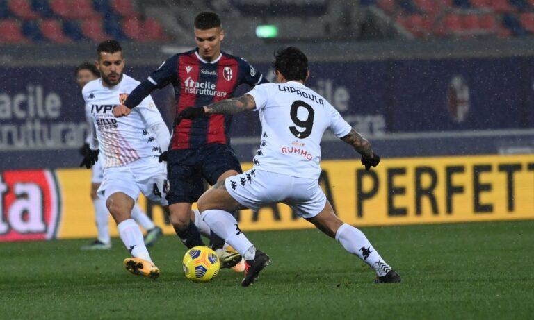 Serie A: Ισοπαλία στο «Ρενάτο Νταλ' Άρα» – Γκολ στα 55 δευτερόλεπτα (vid)