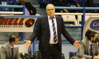 Σκουρτόπουλος: «Η ομάδα θέλει ψυχολογικό ανέβασμα»