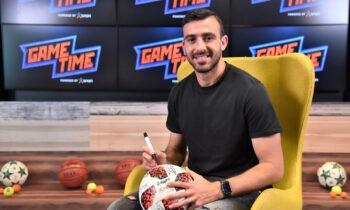 Σβάρνας στο ΟΠΑΠ Game Time: «Με καθαρό μυαλό και σίγουροι για τη νίκη στο ντέρμπι»