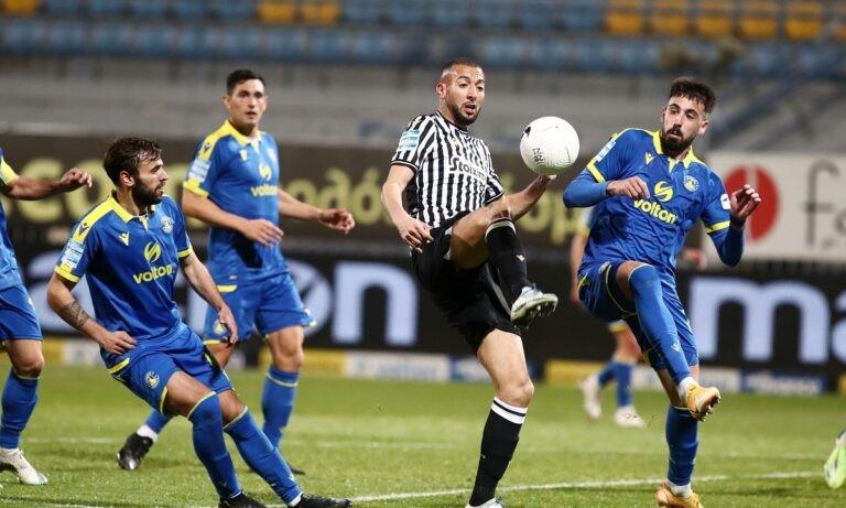 Βαθμολογία Super League 1: Ο Αστέρας Τρίπολης έπιασε τον Παναθηναϊκό, έμπλεξε ο ΟΦΗ