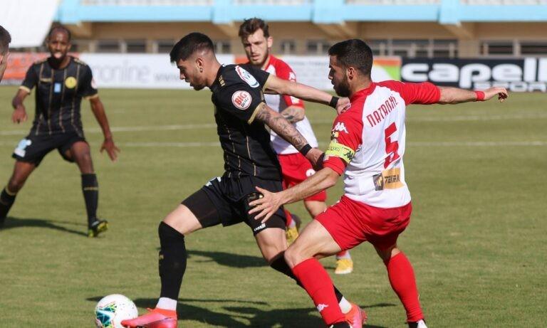 Super League 2: Μόνος πρώτος ο Εργοτέλης, 1-0 την Παναχαϊκή
