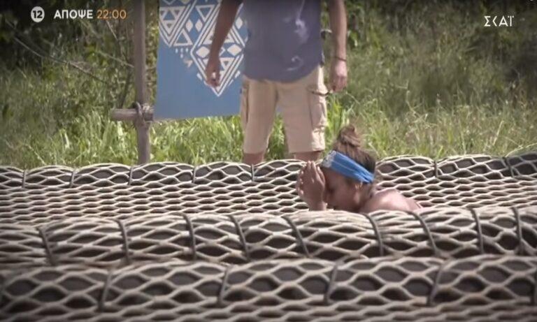 Survivor trailer 24/2: Στα δύο χωρισμένοι οι Κόκκινοι – Τραυματισμός για την Ελευθερία, «το γόνατο μου παιδιά» (vid)