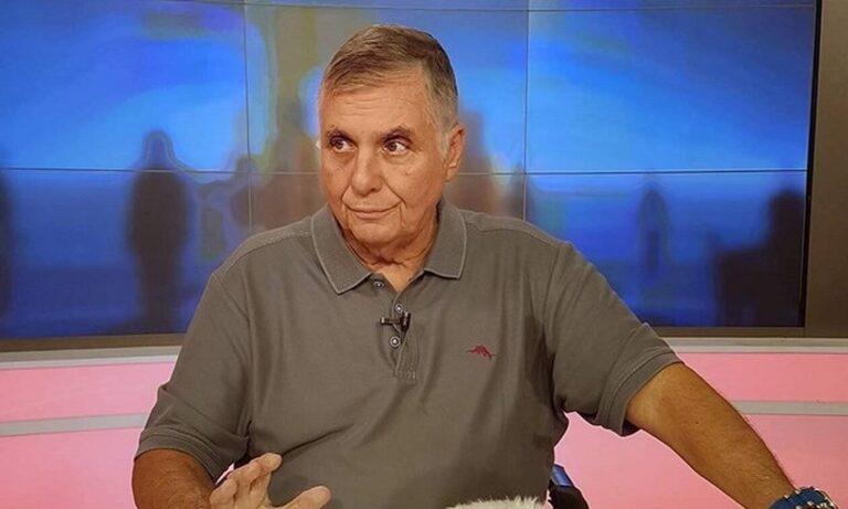«Ελεύθεροι Άνθρωποι»: Επικεφαλής νέου κόμματος ο Γιώργος Τράγκας