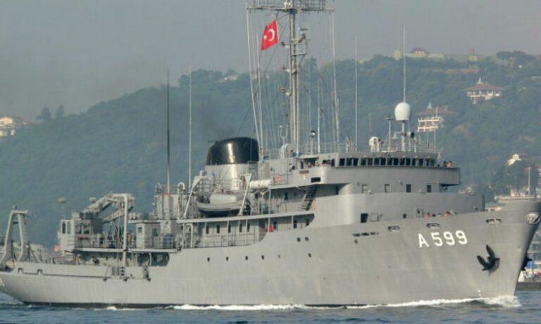 Ελληνοτουρκικά: Το Πολεμικό Ναυτικό έχει στοχεύσει στο «Τσεσμέ»