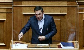 Ένας από όσους αντιτίθενται στη δημιουργία της κλειστής Λίγκας European Super League, είναι και ο αρχηγός του ΣΥΡΙΖΑ, Αλέξης Τσίπρας.