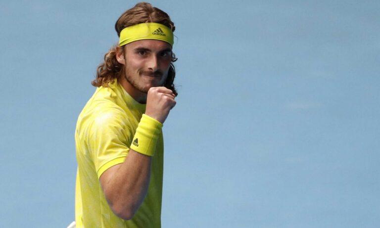 Australian Open: Την Τετάρτη το ραντεβού Τσιτσιπά με Ναδάλ!