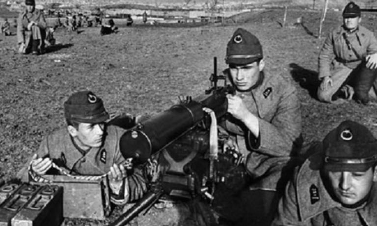 Αποκάλυψη σοκ για την Τουρκία: Ζητούσε ελληνικά νησιά από τους ναζί και τανκς από τους συμμάχους!